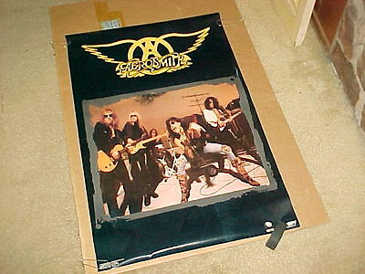 Aerosmith Group Poster #2 Geffen 1993