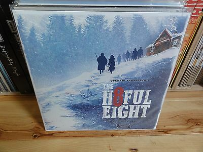 Quentin Tarantino's The Hateful Eight - Various Artists (NEW 2 VINYL LP)