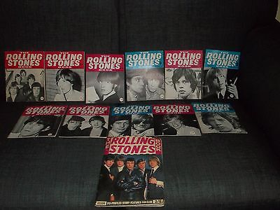 The Rolling Stones Monthly Book