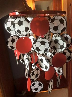 football lamp Base, light shade, next clothes hooks bedroom bundle,