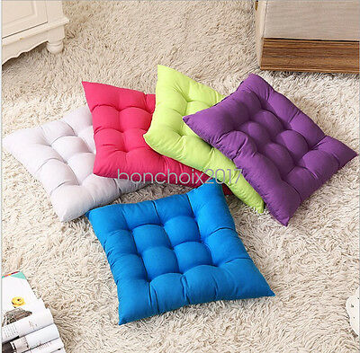 Fashion Indoor Dining Garden Patio Home Office Kitchen Chair Seat Pads Cushion
