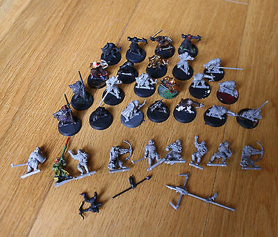 Job Lot Games Workshop Lord of the Rings figures