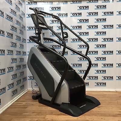 Refurbished Matrix Fitness C7XE Step Mill - with TV (Commercial Gym Equipment)