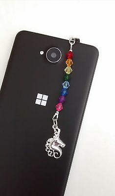 Dust Plug, Unicorn Dangle Charm For Mobile Phone, Tablet, iPad, iPhone