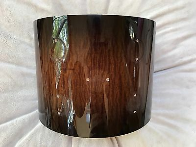 DW Collectors Series 9x12 Maple Tom Drum Shell Curly Maple Excellent!