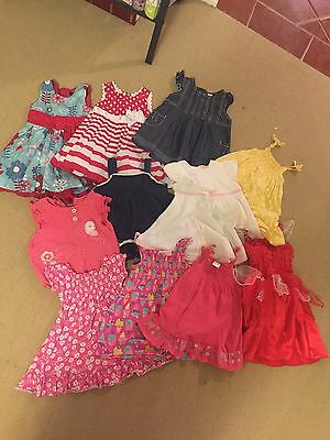 Bulk Lot Baby Girl Toddler Clothes Shoes Toys Valco High Chair Used
