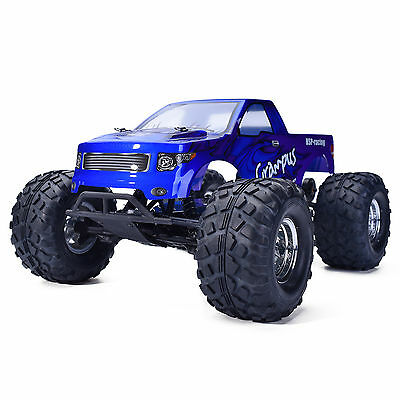 HSP Rc Car 1/10 Scale 2wd Brushless Off Road Monster Truck Electric Radio Car