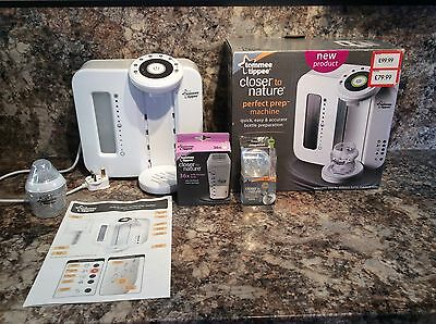 tommee tippee perfect prep machine Plus Extras