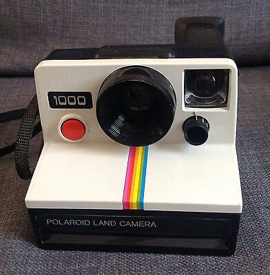 Polaroid Land Camera 1000 - Appareil Photo Instantané