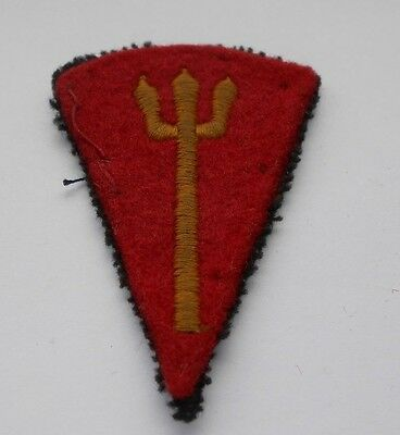 116th  independent brigade   cloth formation sign military unit patch