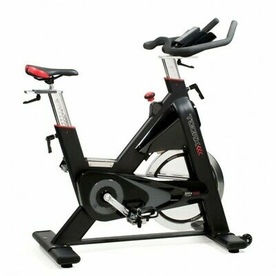 Speed Bike SRX 100 Toorx Chrono Line Professionale con Fascia Cardio Spinning