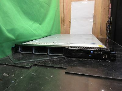 "IBM X3550 M2 1U - 2x E5530 W/ HT @ 2.4GHz 4GB DDr3 (no hdds) 6x2.5"" Bays DVD ~"