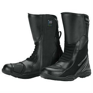 Tour Master Solution WP Air Boot Motocycle Boots Black