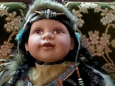 Cathay Collection Indian Doll