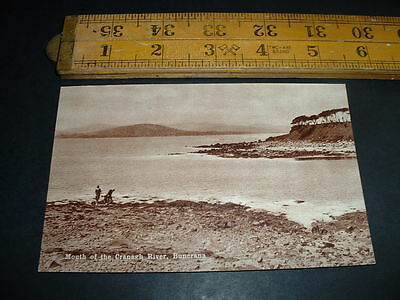 IRELAND MOUTH OF THE CRANAGH RIVER BUNCRANA Co DONEGAL  RP POSTCARD  1920/30