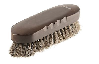 HySHINE Deluxe Horse Pony Grooming Flick Brush with Horse Hair 10491