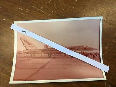 A-5A Vigilante, VAH-1, USS Independence, Navy Carrier, Vintage Photo, 1960-1964?
