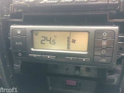 1999-04 Seat Leon Mk1 Climate Heater Controller Panel 1M0820043D