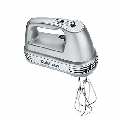 Cuisinart HM-90BCS Power Advantage Plus 9-Speed Handheld Mixer with Storage