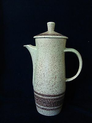 Vintage Cinque Ports The Monastery Pottery Rye Coffee Pot.