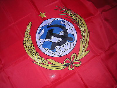 National Flag of Chinese Soviet Republic 1931-1937 Communist China Ensign 3X5ft