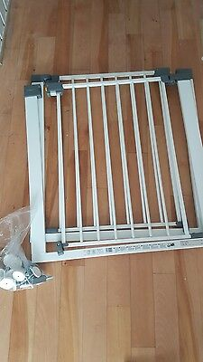 Safety 1st Extending Child Baby Pet Safety Pressure Fit Stair Gate 73- 80cm