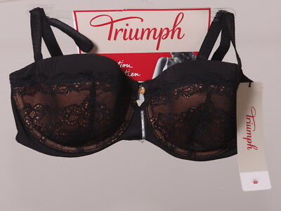 Triumph LUNA WHP womans bra padded underwear underwired pretty sexy lingerie