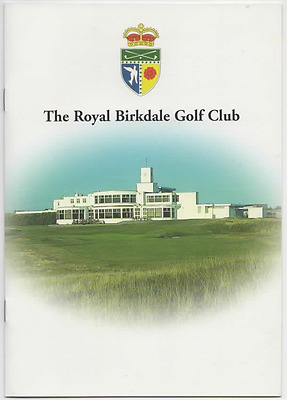The Royal Birkdale Golf Club-Information Guide-2017 Open Championship Venue