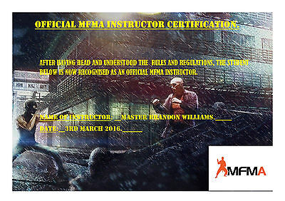Mfma School And Instructor Registry Package.