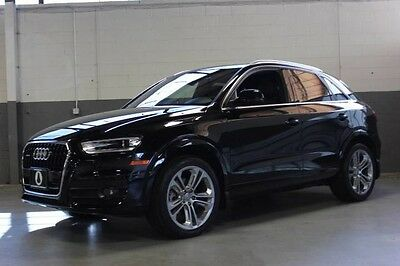 2015 Audi Other Prestige Sport Utility 4-Door 2015 AUDI Q3 2.0T QUATTRO, ONLY 6,054 MILES, PRESTIGE PACKAGE, WARRANTY!!!