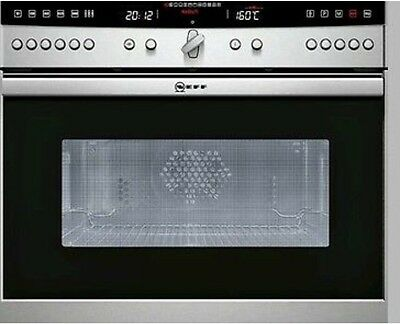Neff C67M70GB Built-in Combination Microwave Oven Stainless Steel
