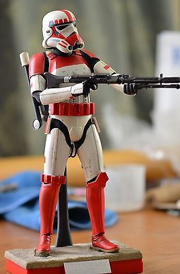 Hot Toys Battlefront Shock trooper 1/6th Star Wars Figure