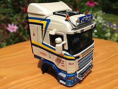 WSI Scania, CAB & V8 Engine Gearbox ONLY  CNS Recovery Co - Code 3