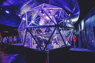 Crystal Maze Tickets - 2 adult Tickets