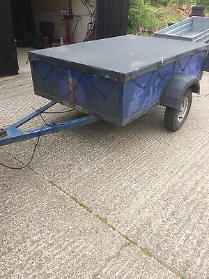 6x4  Trailer For Sale With Cover