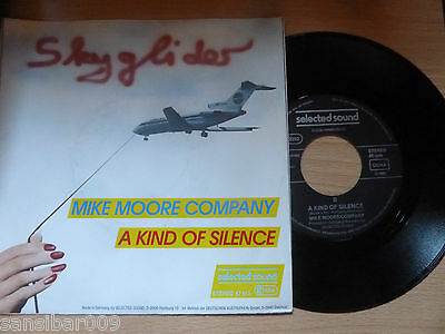 "7"" Single - SKYGLIDER - MIKE MOORE COMPANY - 1982 - TOP ERHALTEN"
