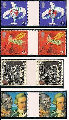 1999 Qeii Travellers Tale Commemorative Stamp Gutter Pairs Sg 2069 - 2072 Nmnh