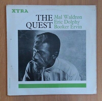 Mal Waldron /Eric Dolphy / Booker Ervin:The Quest - Xtra 5006 - 1966 UK Pressing