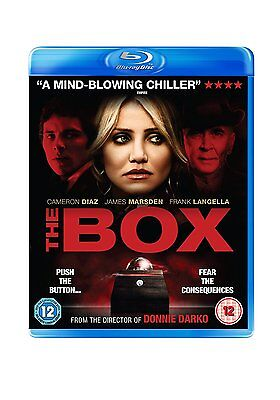 The Box (Blu-ray) New Sealed Free UK Post