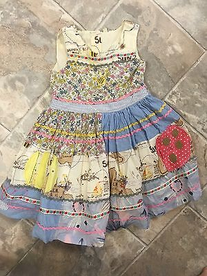 Baby Girls Next Summer Party Dress 18-24 Months