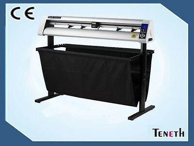 "24"" Teneth TS24xsa Vinyl Cutter - Cutting Machine w/Flexi (Starter Edition)"