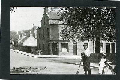 Dundee - Claypots Road Broughty Ferry Occidental Bar c1910
