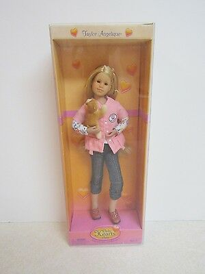 NEW Only Hearts Club Doll Taylor Angelique in Vet Outfit