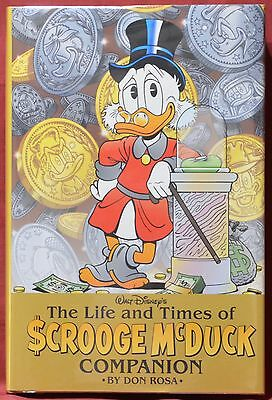 Don Rosa's Life and Times of Scrooge McDuck Companion  1st/1st  by Boom Kids