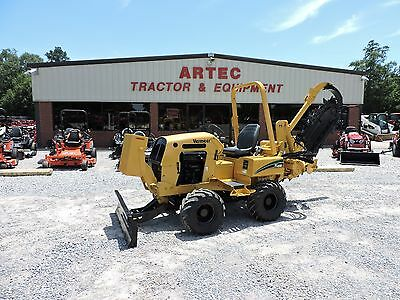2012 Vermeer  Rt450 Trencher - Ditch Witch - Low Hours - Good Condition!!