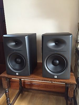 JBL LSR2328P (pair)  PLUS!  LSR2310SP Sub - Active Monitor Speakers