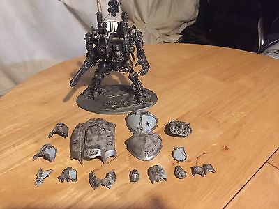 Warhammer 40K Imperial Knight Chaos