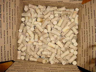 Lot of 400+ Used Synthetic Wine Corks ...FREE SHIPPING