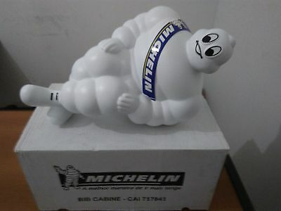 18'' Antique Original Bibendum Michelin for Truck or Art Deco and Memory 2005.