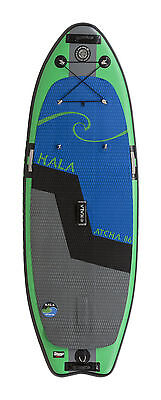 "Hala Atcha 8' 6"" Paddle Board With StompBox Inflatable SUP"